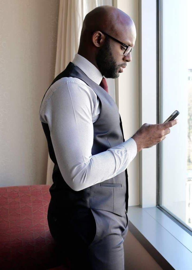 Dr. Jamal Browne in Washington DC