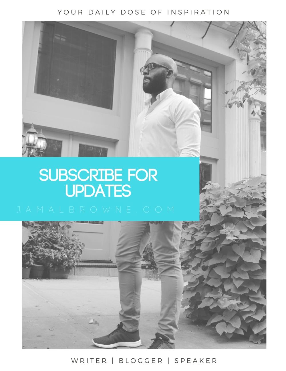 JamalBrowne Aug Blog 2