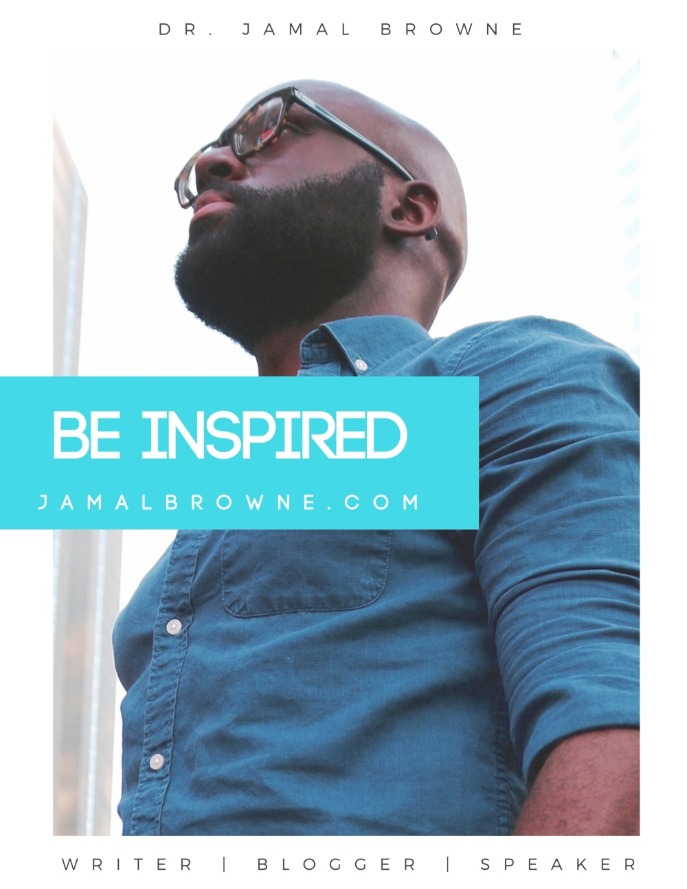 JB BE INSPIRED COVER