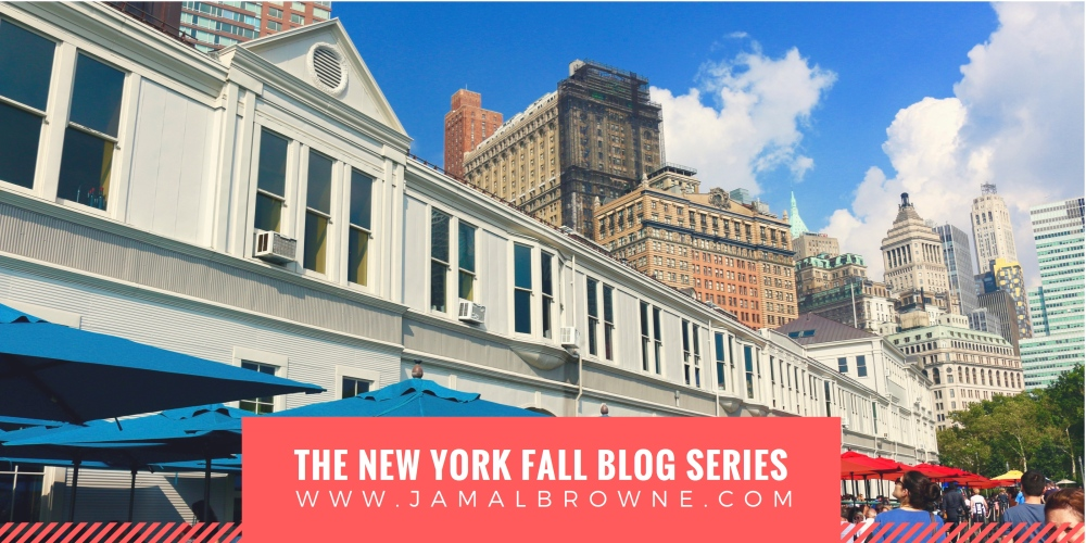 THE NEW YORK FALL BLOG SERIES