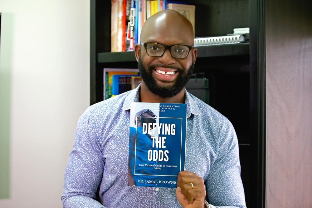 Dr. Jamal Browne Book Release