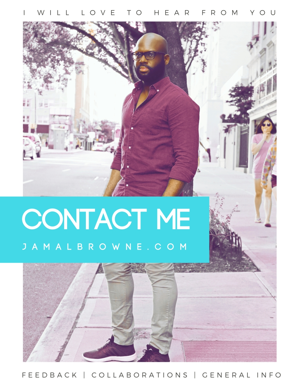 JB Contact Page