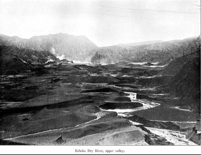 Upper Rabacca Valley, St. Vincent, 1902.