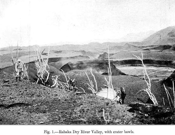 Rabacca Dry River, 1902.