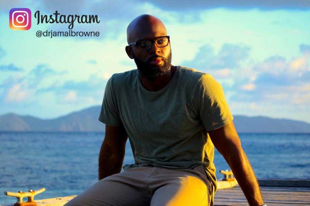 Dr. Jamal Browne on Instagram